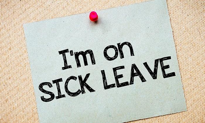 dubai sick leave policy