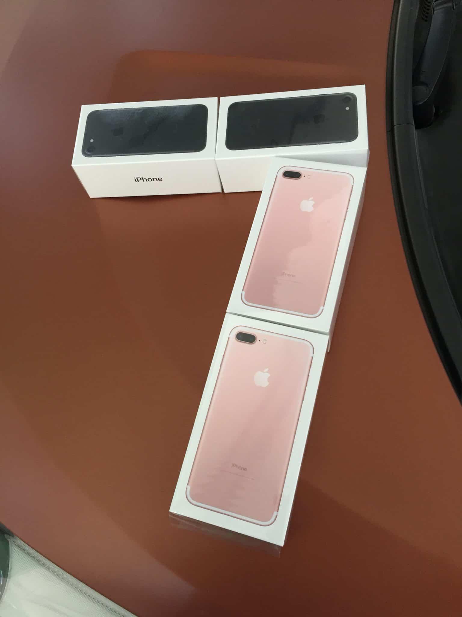 iPhone 7 in Dubai