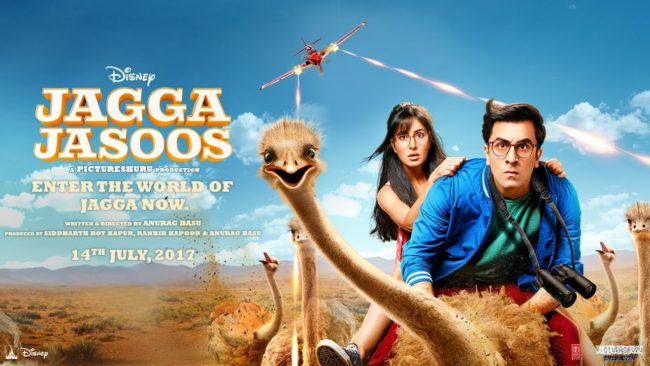 jagga jasoos promotion at siima