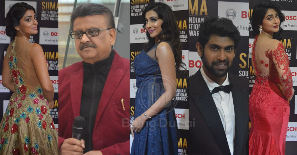 SIIMA 2017 – Photo Gallery – Day 1