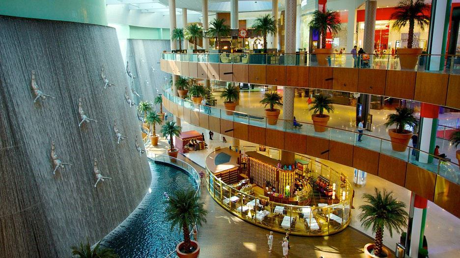 Top Places to Go Shopping in Dubai