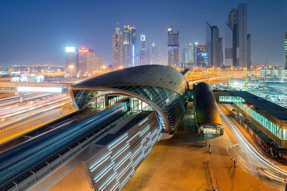 Transportation Options in Dubai
