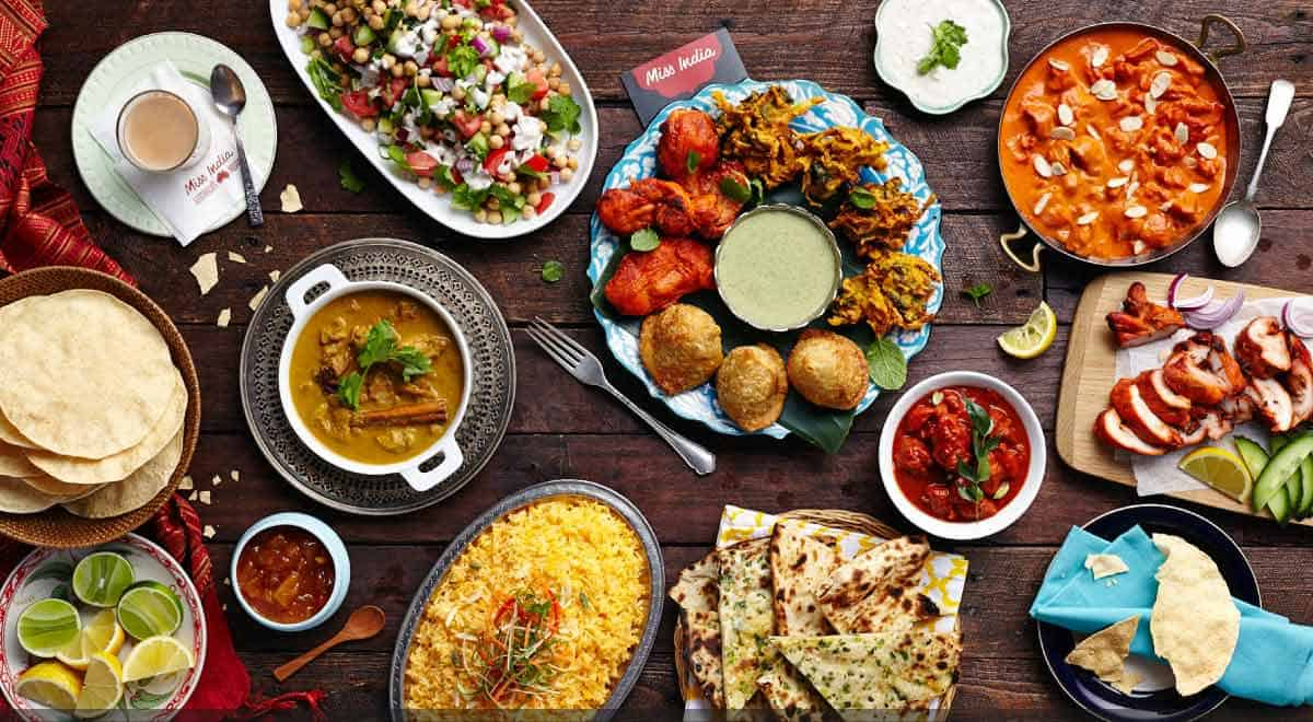 Top Indian Restaurants in Dubai