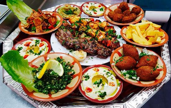 Top Lebanese Restaurants in Dubai