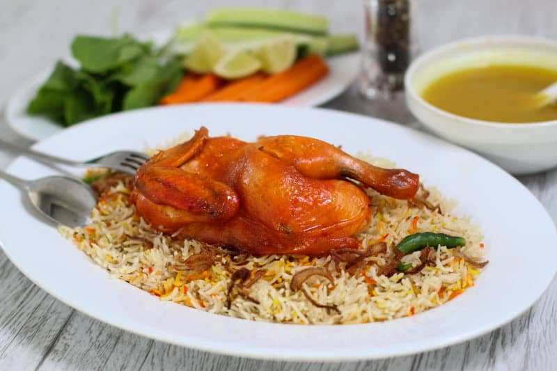 Top Mandi Restaurants in Dubai