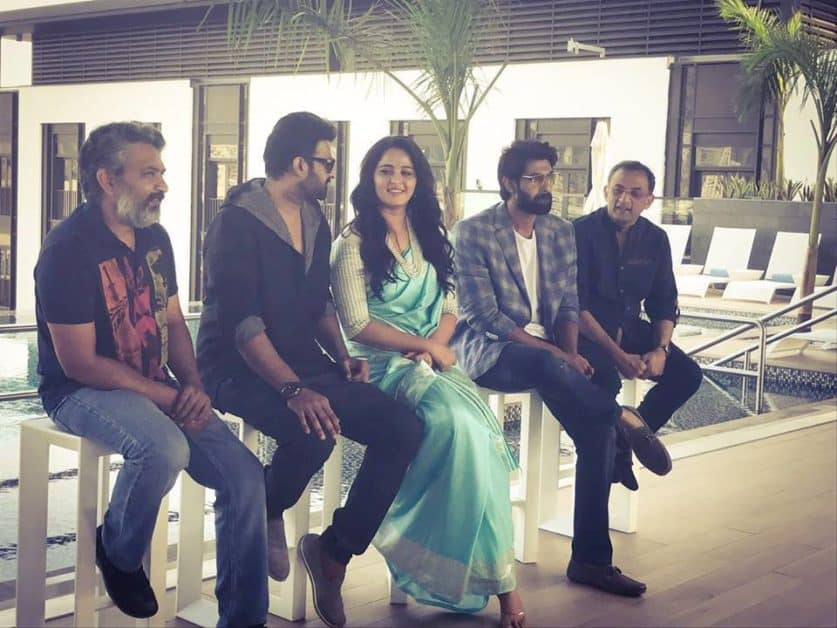 Baahubali 2: The Conclusion, Promotion in Dubai