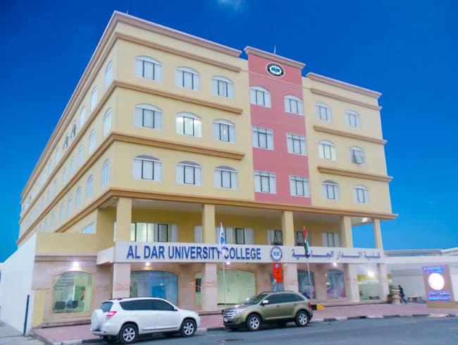 Al Dar University College Dubai