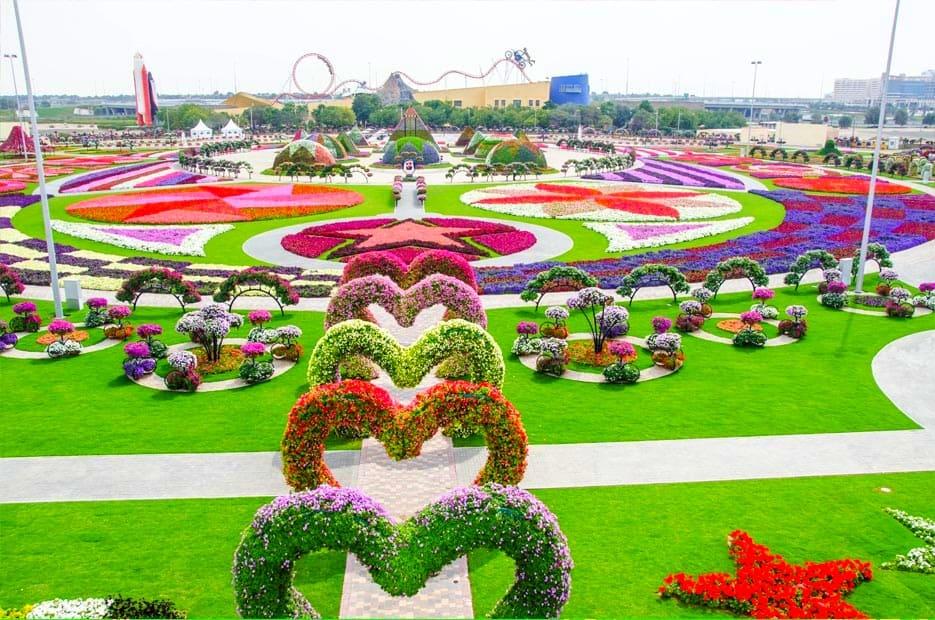 Top Botanical Gardens in Dubai