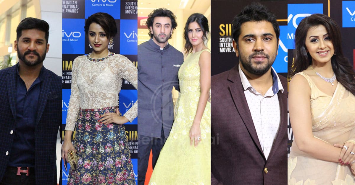 SIIMA 2017 – Photo Gallery – Day 2