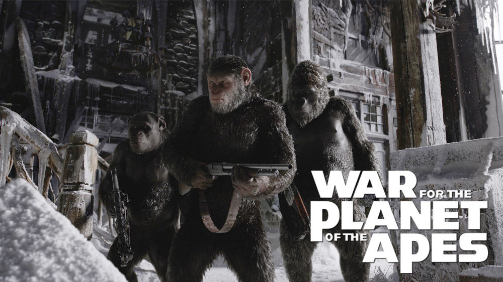 War For The Planet of The Apes: A Perfect Closure to a Perfect Trilogy