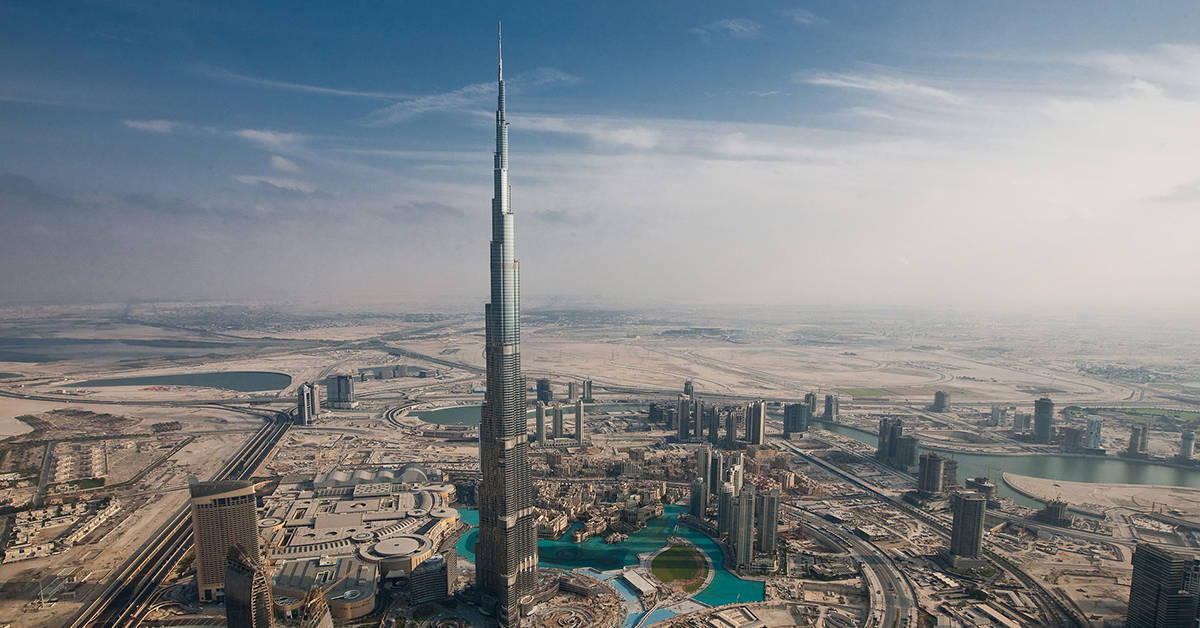 Hidden Secrets About The Burj Khalifa