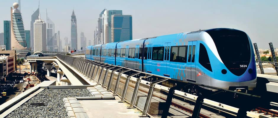 Dubai Metro Red Line to be Closed Partially Until Mid-2019, RTA Offers Free Shuttle Bus