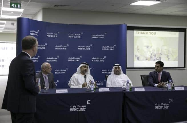 First Robotic-Assisted Surgery Becomes a Success Story for Dubai