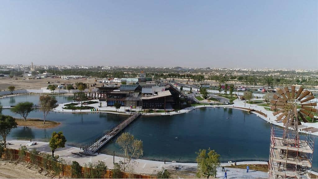 The Yard Al Khawaneej