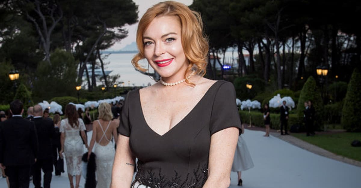 Lindsay Lohan to Design Her Own Island in Dubai?